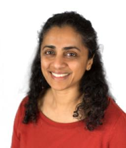 Photograph of Preeti Verghese